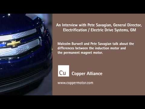 PODCAST 2A Malcolm Burwell interviews Pete Savagian about Induction and Permanent Magnet motors SAE