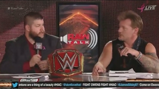 Nonton Kevin Owens And Chris Jericho On Raw Talk Film Subtitle Indonesia Streaming Movie Download