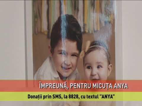 Împreună, pentru micuța Anya
