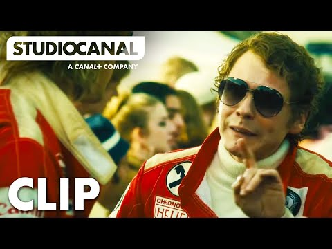 Rush (Clip 'Hunt Confronts Lauda')