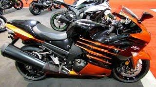 7. 2014 Kawasaki Ninja ZX-14R ABS Walkaround - 2014 Toronto Motorcyle Show