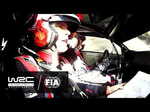 WRC - Rally Montecarlo/ Resumen especiales 6-8