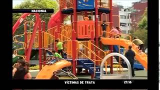 ONU: Cerca de 70 mil niños son víctima de trata en México
