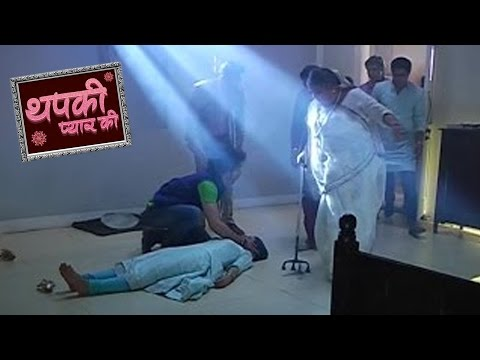 Thapki Pyaar Ki 05th Jan 2016, Shraddha Takes REVE
