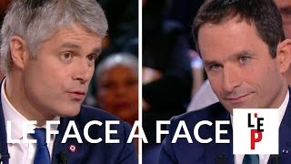 Video Face-à-face Benoît Hamon / Laurent Wauquiez - L'Emission politique le 9 mars 2017 (France 2) MP3, 3GP, MP4, WEBM, AVI, FLV Agustus 2017