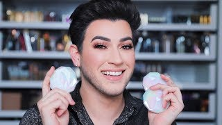 NEW LUNAR BEAUTY REVEAL! Moon Prism Powders! by Manny Mua