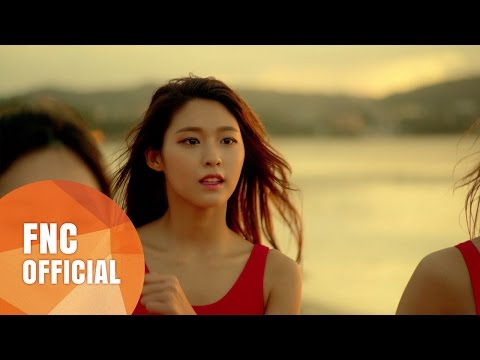 AOA - LIFEGUARD AOA'S WEEKDAYS (TEASER WEEK VER.)