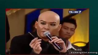 Video KOCAK! Pertama Kali Cak Lontong vs Deddy Corbuzier vs Komeng di ILK LUCU MP3, 3GP, MP4, WEBM, AVI, FLV September 2018