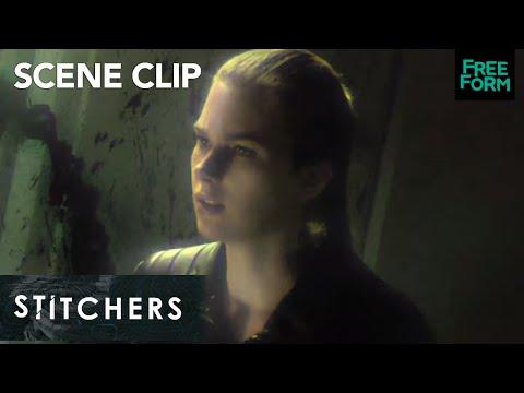 Stitchers | Season 3, Episode 3: Kirsten Struggles In The Stitch | Freeform