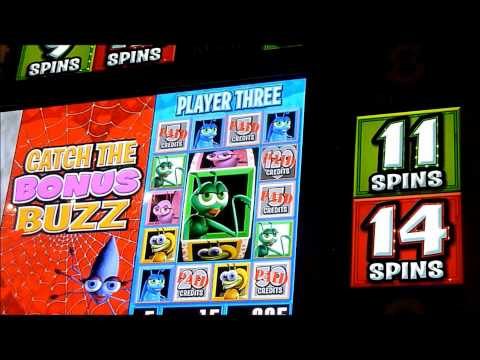 Triple Double 777 Love Bug Slot Machines Bonus Win (queenslots)