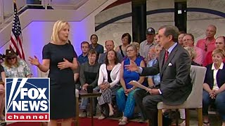 Chris Wallace calls out Kirsten Gillibrand for criticizing Fox News