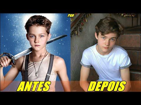 Peter Pan   Antes e Depois do Elenco (2015) ★ 2020