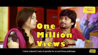 3 Days of Love (4k) | Breakup Love Story |  Mirchi Sha | Black sheep Nandhini