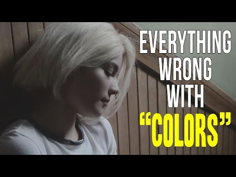 """Everything Wrong With Halsey - """"Colors"""""""