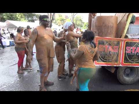 Antigua Jouvert 2013