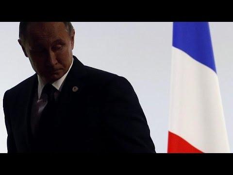 Βλαντιμίρ Πούτιν: Ακύρωσε το επίσημο ταξίδι του στη Γαλλία