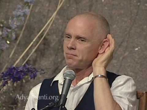 Adyashanti Video: Giving Up Resistance of the Real