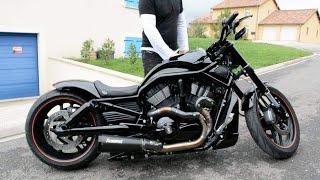 9. Harley Davidson NIGHT ROD Special 2014 - ARNOTT System