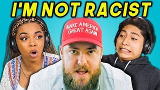 Video TEENS REACT TO I'M NOT RACIST MP3, 3GP, MP4, WEBM, AVI, FLV Agustus 2018