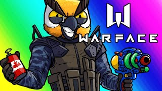 Video Warface Funny Moments - Pro Squirters and Canadian Grenades! MP3, 3GP, MP4, WEBM, AVI, FLV Juli 2018
