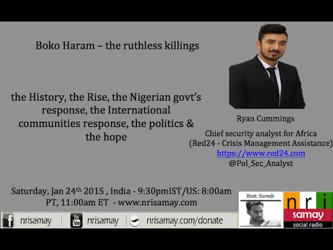 Bokoharam - Ruthless Killings