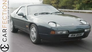 Porsche: The Front Engined Coupes That Saved The 911 - Carfection by Carfection