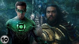 Aquaman End Credits Scene Explained