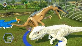 Video LEGO Jurassic World game 🎮 ALL dinosaurs demoed! MP3, 3GP, MP4, WEBM, AVI, FLV Agustus 2018