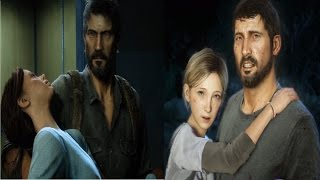 "This is the combination scenes of Joel saving Ellie in the operating room and Sarah at the beginning in 1080p 60fps. Enjoy.Music included in the video was composed by Gustavo Santaolalla called ""All Gone""."