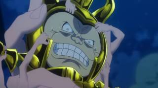 One Piece Film Gold HD In ENG SUB  Robin And Sanji Vs Tanaka FULL FIGHT