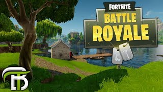 INVISIBLE PLAYERS? (Fortnite Battle Royale)