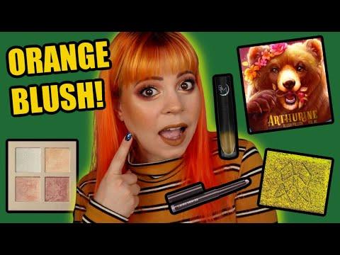 Trying new makeup! Menagerie Arthurine palette, Laura Mercier, Gerard Cosmetics ++