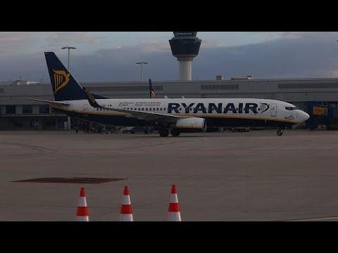Ryanair: Φεύγει από τα Χανιά – Μειώνει τις πτήσεις εσωτερικού λόγω Fraport…