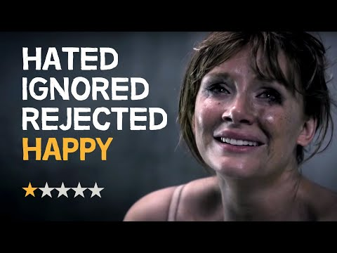 Hated, Ignored, Rejected & Happy: A Video for Outcasts (based on Black Mirror's 'Nosedive')