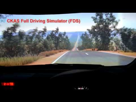 Australia Now Has The Southern Hemisphere's Most Advanced Driving Simulator