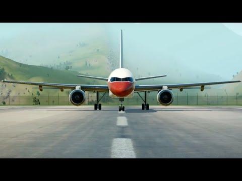Transport Fever Official Gamescom Trailer онлайн видео