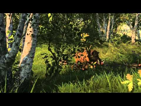 wild - Another game i did not know anything about pre conference, but yet another game i want post conference. WiLD is the new revealed game on ps4 and it looks gre...
