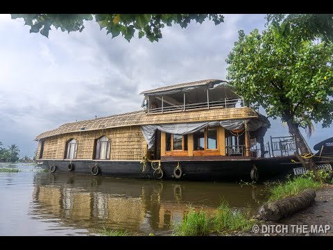 Video Inside our Alleppey Kerala Houseboat download in MP3, 3GP, MP4, WEBM, AVI, FLV January 2017