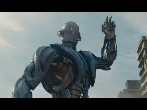 Avengers Age of Ultron Trailer Kids Lip Dub