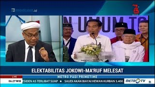 Video Survei Terbaru : Elektabilitas Jokowi-Ma'ruf Melesat MP3, 3GP, MP4, WEBM, AVI, FLV September 2018