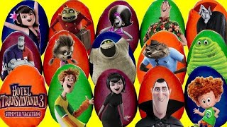 Video 15 HOTEL TRANSYLVANIA 3 Play-Doh Surprise Toy Eggs with Mavis, Dennis, Johnny & Drac MP3, 3GP, MP4, WEBM, AVI, FLV Desember 2018