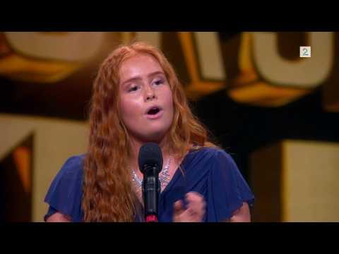 My Therese 16 imponerer med klassisk sang  – Et stort talent!
