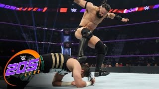 Nonton Neville vs. Mustafa Ali: WWE 205 Live, March 21, 2017 Film Subtitle Indonesia Streaming Movie Download