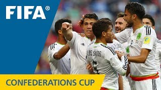 Watch highlights of the match between Portugal and Mexico from the FIFA Confederations Cup 2017 in Russia.