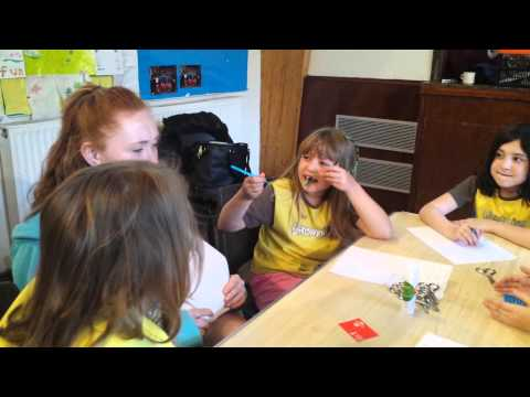 41st Rochdale Brownies - Number Fun Badge