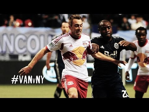 Red - Last year's Supporters' Shield winners, the New York Red Bulls, travel across the border to Canada to take on the Vancouver Whitecaps on opening weekend of t...