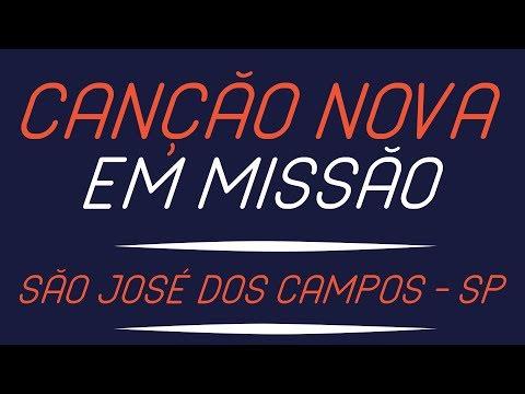 Canção Nova em Missão - São José dos Campos -SP