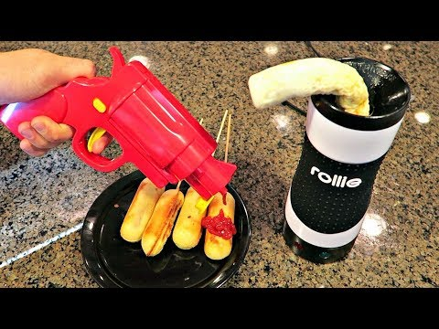 10 Kitchen Gadgets put to the Test - Part 18