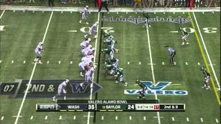 Keith Price vs Baylor (2011)