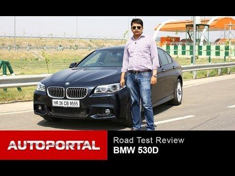 """BMW 5-Series 530D Review """"Test Drive"""" – AutoPortal"""